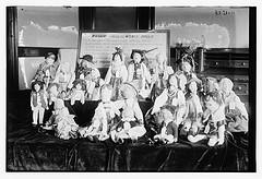 Madame Paderewski's dolls  (LOC)