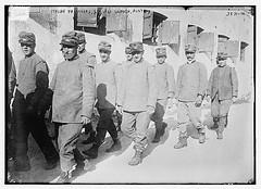 Italian prisoners, Schloss Laibach, Austria  (LOC)