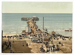 [The North Pier, Blackpool, England]  (LOC)