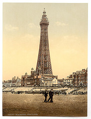 [The Tower, Blackpool, England]  (LOC)
