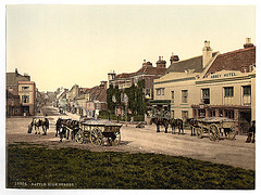 [High Street, Battle, England]  (LOC)
