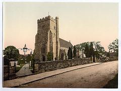[The Church, Battle, England]  (LOC)