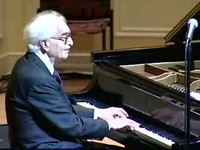 Dave Brubeck performs