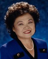 Patsy Mink portrait