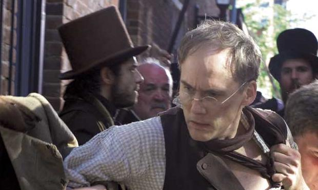 """Scene from """"The Abolitionists"""""""