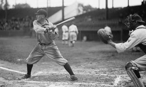 Donie Bush, Detoit, 1913, black and white photo