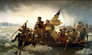 Washington Crossing the Delaware, Emmanuel Gottlieb Leutze