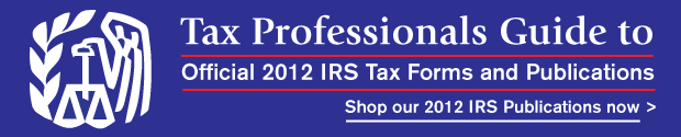 IRS Publications 2012
