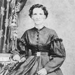 Photographic print of Juliana Smith Reynolds, undated