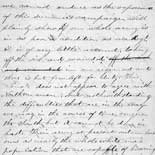 Letter from John S. Smith to Juliana Smith Reynolds, July 22, 1862