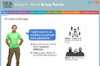 NIDA Easy-to-Read Drug Facts