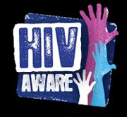 HIVaware logo