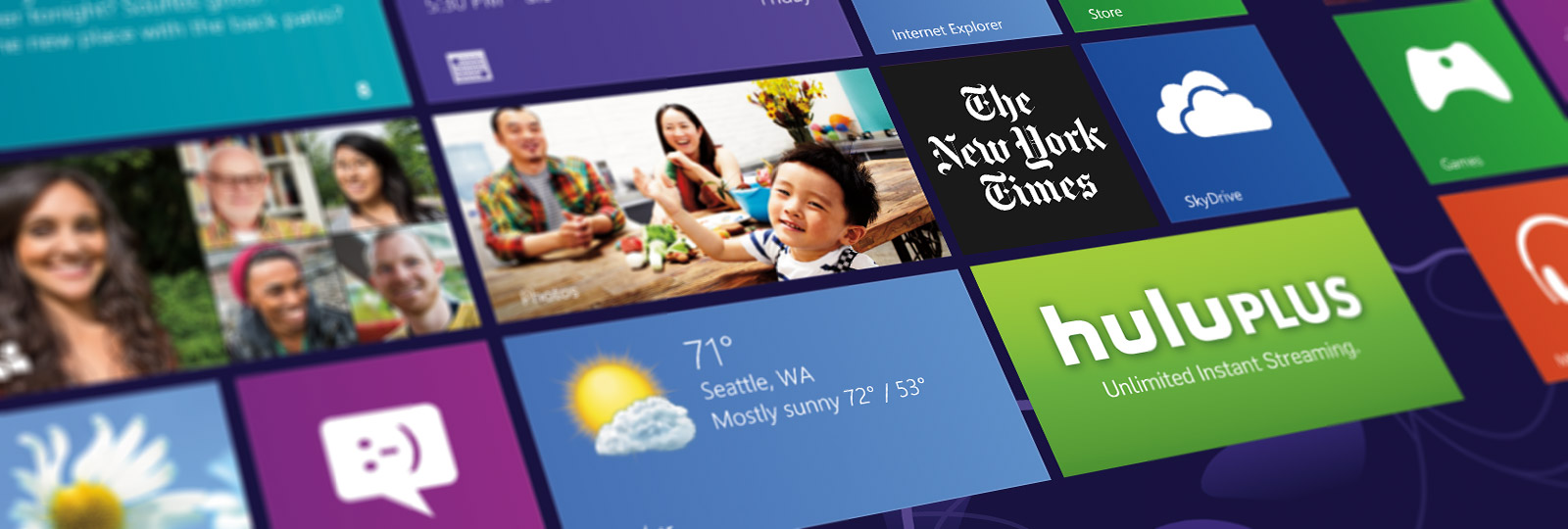 Upgrade to Windows 8 Pro for $39.99 ERP and get great app offers.