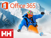 Helly Hansen maintains its edge with Office 365