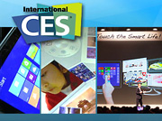 New Windows 8 hardware turning heads at CES