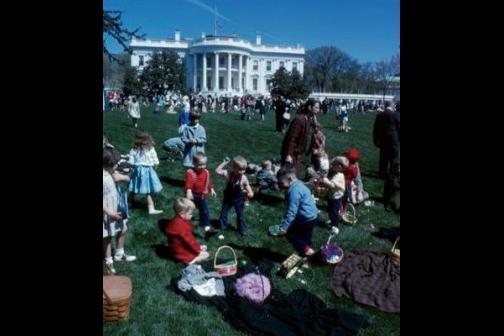 Easter Egg Roll 1963
