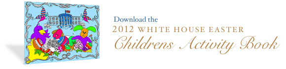 Download the 2012 Easter Children's Activity Book
