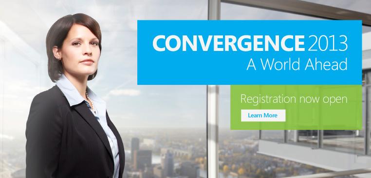 Convergence 2013