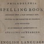 Philadelphia Spelling Book