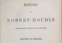 Memoirs of Robert-Houdin