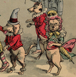 The Circus Procession