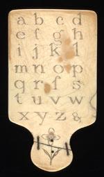 Ivory Hornbook