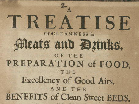 Treatise of cleanness in meats and drinks