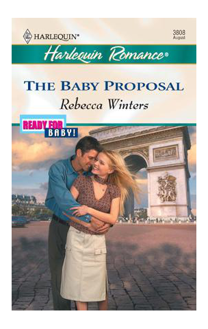 Winters, Rebecca The Baby Proposal