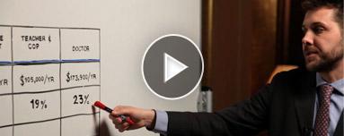 White House White Board: The Buffett Rule