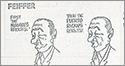 Feiffer on President Johnson
