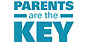 Parents are the key logo