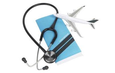 Photo: If you're planning an international trip, think about how you could get health care abroad, in case you get sick or are injured. http://go.usa.gov/4DF9
