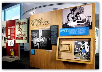 Photo: The David J. Sencer CDC Museum announces the 2013 CDC Disease Detective Camps (DDC) held at CDC's headquarters in Atlanta, Georgia in June and July. The camp focuses on science and public health for upcoming 7th and 8th graders as well as upcoming high school junior and seniors who will be 16 years old by the first day of camp. Registration deadline is April 5th.  Learn more at: http://go.usa.gov/4KtC.