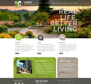 Gravitate portfolio - GRO Outdoor Living