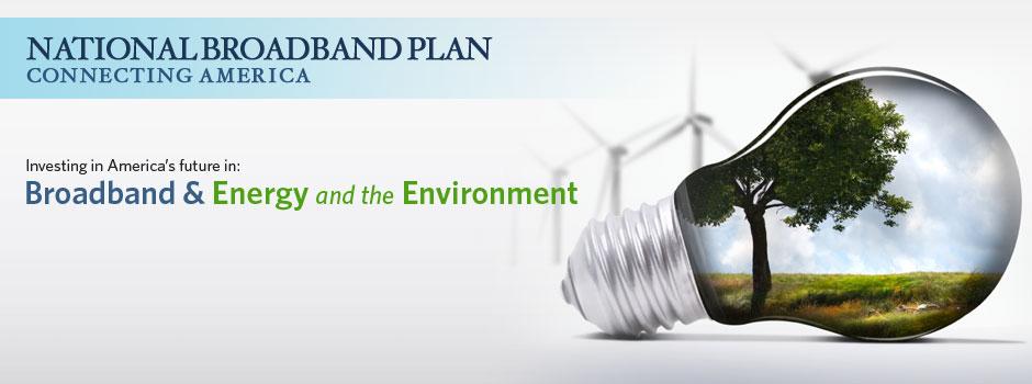 Broadband & Energy & Environment