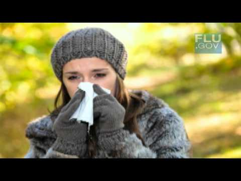 Simple tips can help you prevent the flu from spreading, says Dr. Bruce Gellin, Director of the National Vaccine Program Office, U.S. Department of Health and Human Services.