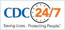 CDC 24/7 – Saving Lives. Protecting People.