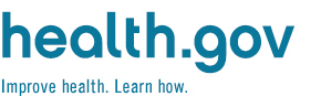Health.gov logo