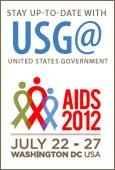 Date: 07/19/2012 Description: aids 2012 conference badge © aids 2012