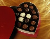Valentine's Day a Show of Wealth for Single Men?