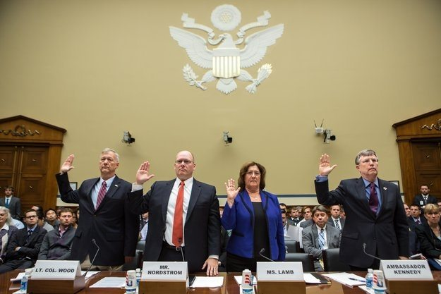 """""""Lingering Questions on Benghazi"""" in Foreign Policy"""