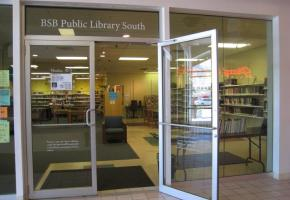A view of the Butte-Silver Bow Public Library – South Branch
