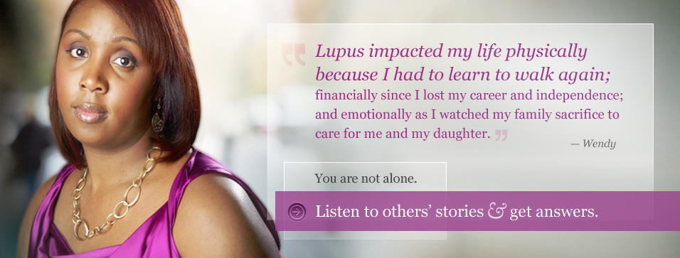 You are not alone. Listen to others stories and get answers.