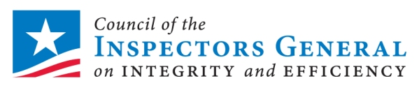 The Council of Inspectors General on Integrity & Efficiency Logo