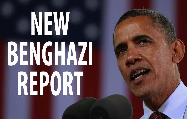 Issa Statement on Unclassified ARB Report on Benghazi Attack