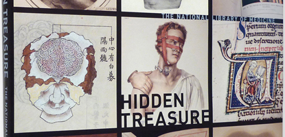 Hidden Treasure book cover