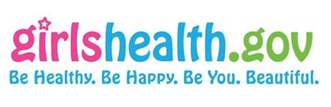 go to girlshealth.gov homepage