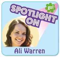 Spotlight on Ali Warren