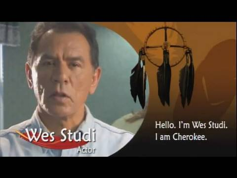 Wes Studi: Protect the circle of life