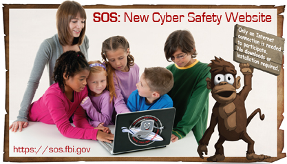 SOS: New Cyber Safety Website